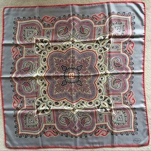 Oliver Grant silk scarf